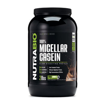 100% Micellar Casein - Dutch ChocolateDutch Chocolate | GNC