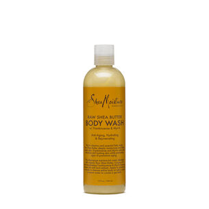 Raw Shea Butter Body Wash with Frankincense & Myrrh | GNC