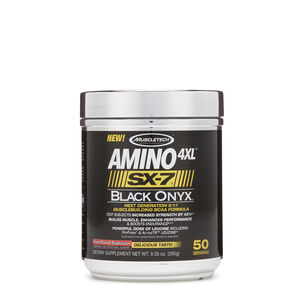 Amino 4XL™ SX-7® Black Onyx™ - Fruit Punch Explosion | GNC