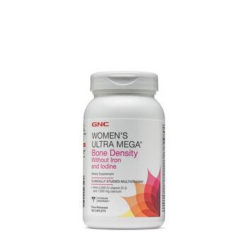 Ultra Mega® Bone Density without iron and iodine | GNC