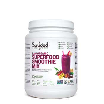 Raw Organic Superfood Smoothie Mix | GNC