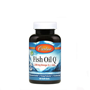 Fish Oil Q™ | GNC