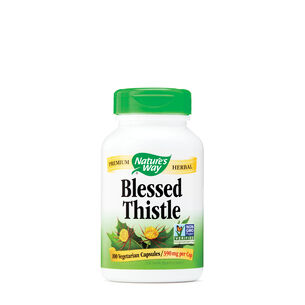 Blessed Thistle | GNC