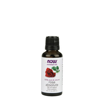 100% Pure & Natural Rose Absolute   GNC
