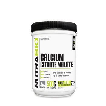 Calcium Citrate Malate | GNC