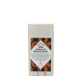 African Black Soap 24 Hour Deodorant | GNC
