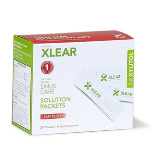 Xlear® Solution Packets | GNC