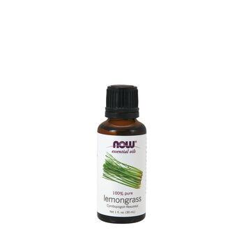 100% Pure Lemongrass | GNC