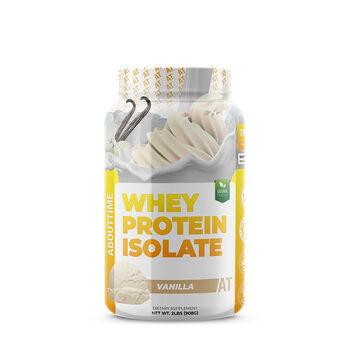 Whey Protein Isolate - VanillaVanilla | GNC