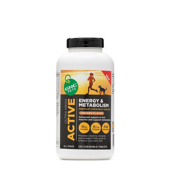 Ultra Mega Active - Energy & Metabolism - Chicken Flavor | GNC