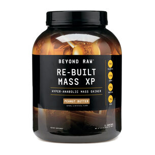 Re-Built Mass XP - Peanut ButterPeanut Butter | GNC