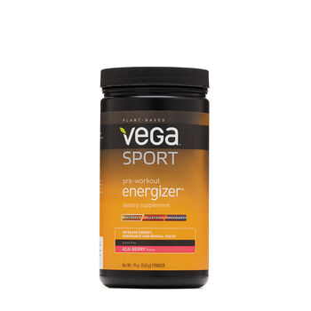 Pre-Workout Energizer - Acai BerryAcai Berry | GNC