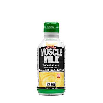 Muscle Milk® - Banana CremeBanana Creme | GNC