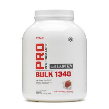Bulk 1340 - Strawberries and CreamStrawberries and Cream | GNC