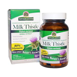 Milk Thistle-8™ | GNC