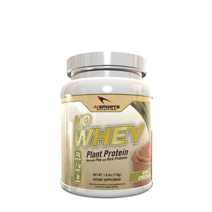 No Whey!™ Vegan Protein - Natural Chocolate | GNC