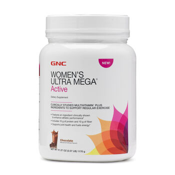 Ultra Mega® Active - Chocolate | GNC