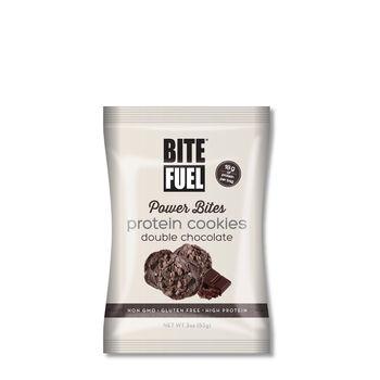 Power Bites Protein Cookies - Double Chocolate | GNC