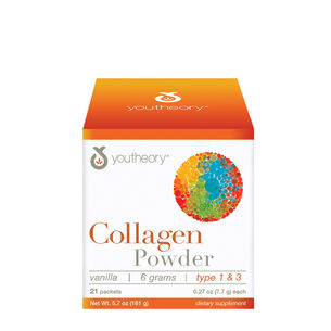 Collagen Powder - Vanilla | GNC