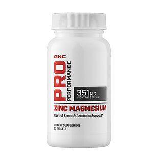 GNC Pro Performance Zinc Magnesium