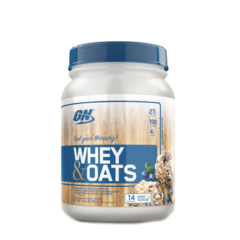 Whey & Oats - Blueberry MuffinBlueberry Muffin | GNC