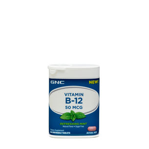 Vitamin B-12 - Refreshing Mint | GNC