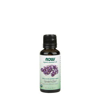 100% pure & certified organic lavender | GNC