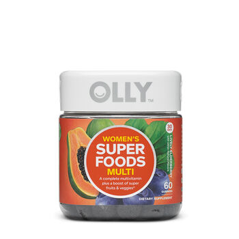 Women's Super Foods Multi - Lively Elderberry | GNC