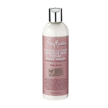 Peace Rose Oil Complex Sensitive Skin Creme Body Wash with Date Palm & Camellia Extracts | GNC