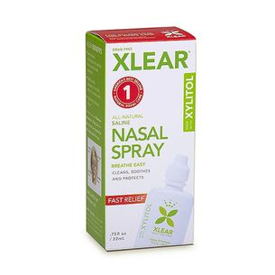 Xlear® Nasal Spray | GNC
