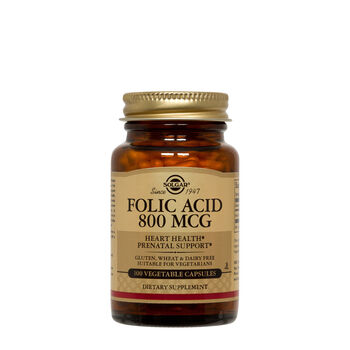 Folic Acid 800 MG | GNC