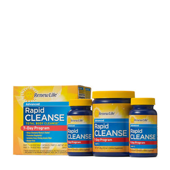 Total Body RAPID Cleanse™ | GNC