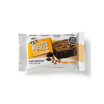 Muscle Brownie™ Peanut ButterPeanut Butter | GNC