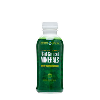 Concentrated Plant-Sourced Minerals - Green Apple | GNC