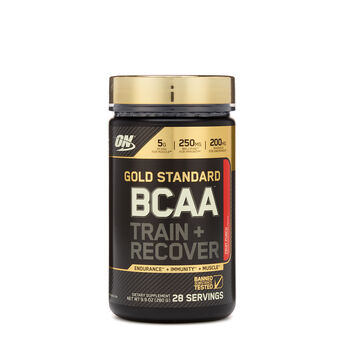 Gold Standard BCAA™ Train + Recover - Fruit PunchFruit Punch   GNC