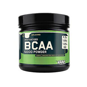 BCAA 5000 Powder - Unflavored | GNC