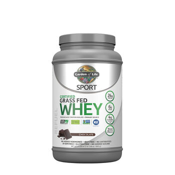 Organic Plant-Based Protein - ChocolateChocolate | GNC