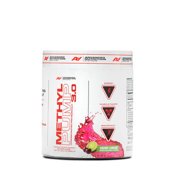 Methyl Pump 3.0 - Cherry Limeade | GNC