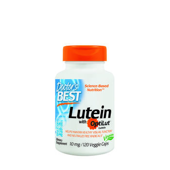 Lutein with OptiLut® 10 mg | GNC