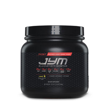 Post Jym Active - LemonadeLemonade   GNC