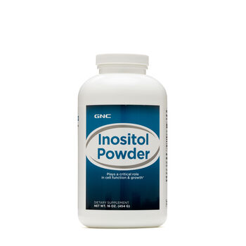 Inositol Powder | GNC
