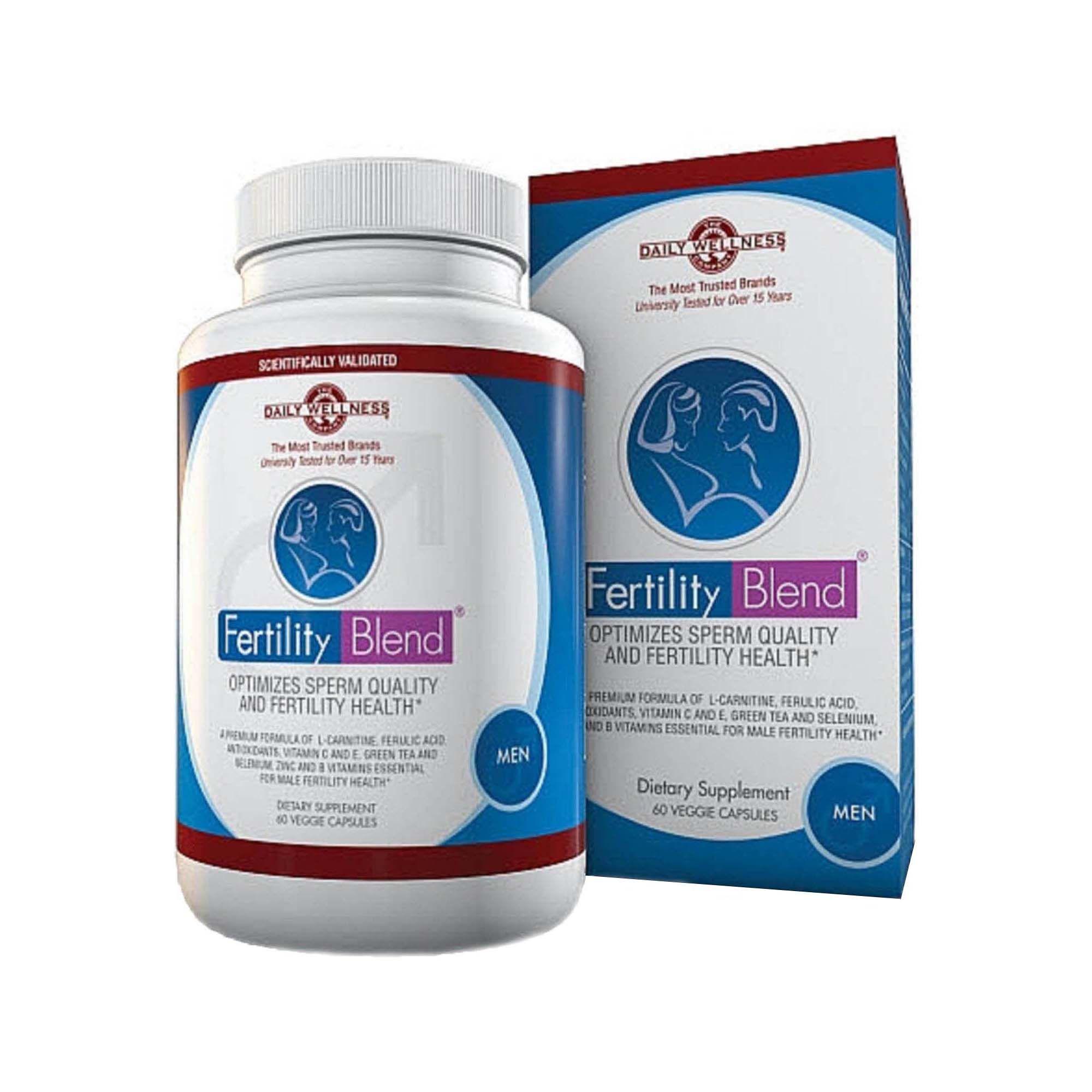 Daily Wellness Company® FertilityBlend® for Men | GNC