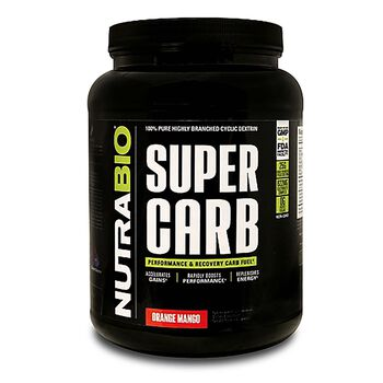 Super Carb - Orange MangoOrange Mango | GNC