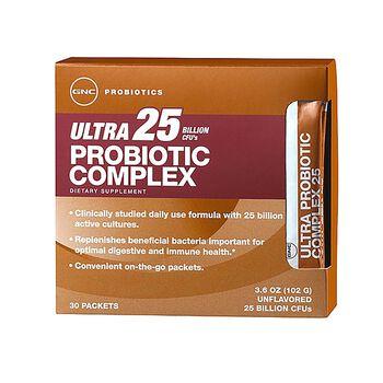 GNC Ultra 25 Probiotic Complex | GNC