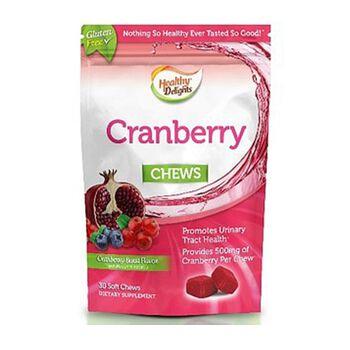 Cranberry Chews - Cranberry Burst | GNC
