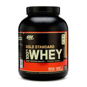 100% Whey Gold Standard - Strawberry BananaStrawberry Banana | GNC
