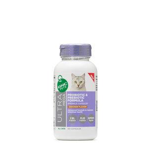 Ultra Mega Probiotic and Prebiotic Formula - All Cats - Chicken Flavor | GNC