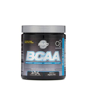 PMD® BCAA - Blue Razz - Caffeine FreeBlue Razz | GNC