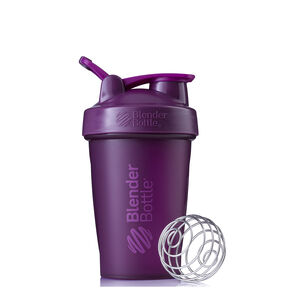 BlenderBottle® 20oz Classic™ (w/ Loop) - Plum | GNC