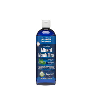 Mineral Mouth Rinse   GNC
